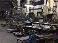 宏隆鋼鐵企業有限公司 - 側邊加工機