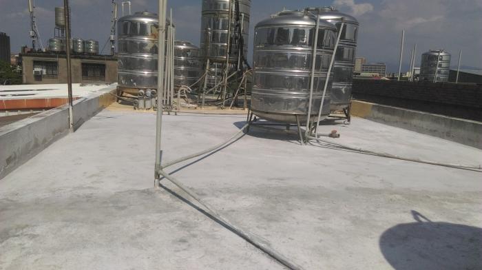 頂樓防水抓漏壁癌處理工程