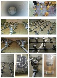 不鏽鋼曝氣球安裝工程