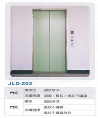 客貨電梯乘場出入口型式/設計