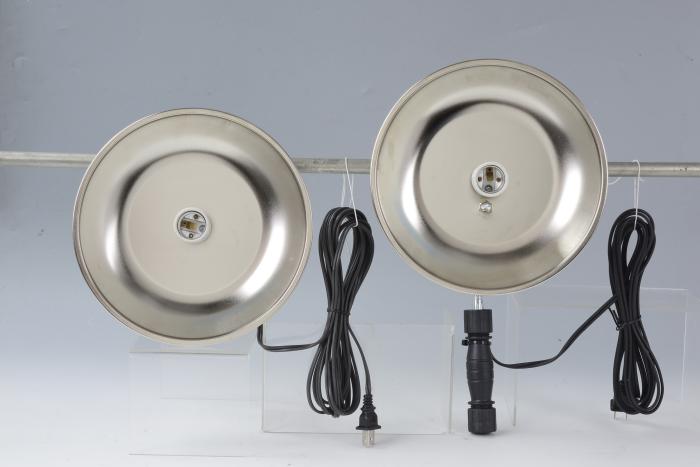 瓷頭大螺旋燈盤/瓷頭吊式燈盤
