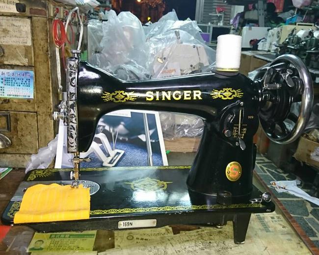 SINGER勝家縫紉機
