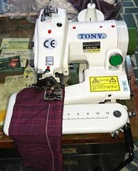 Tony桌上型盲縫機