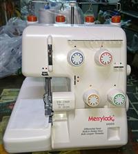 瑪麗克Merrylock桌上型四線拷克機-640DS