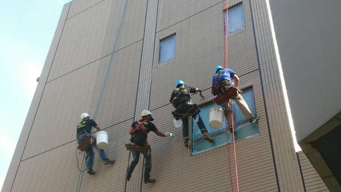 外牆防水鍍膜工程