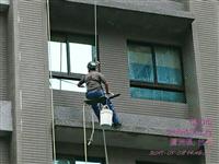 蘆洲區外牆清洗工程