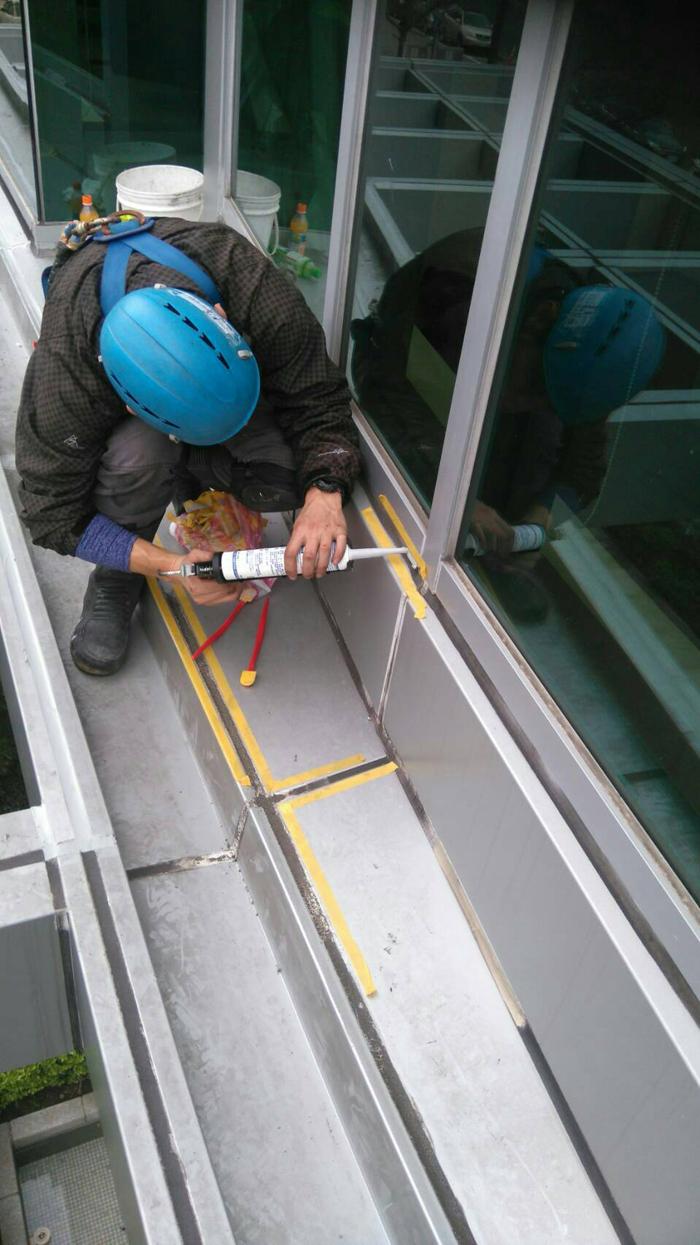 外牆矽利康工程