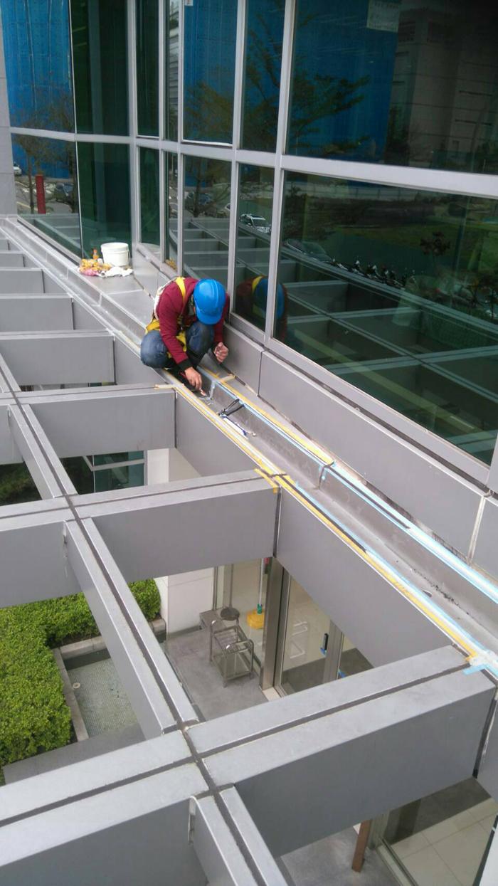 大樓外牆矽利康工程