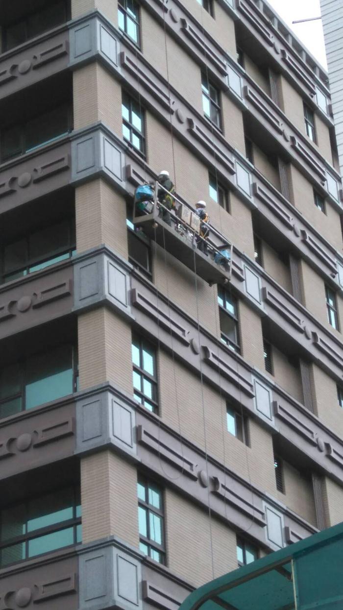 外牆金屬鋁板安裝