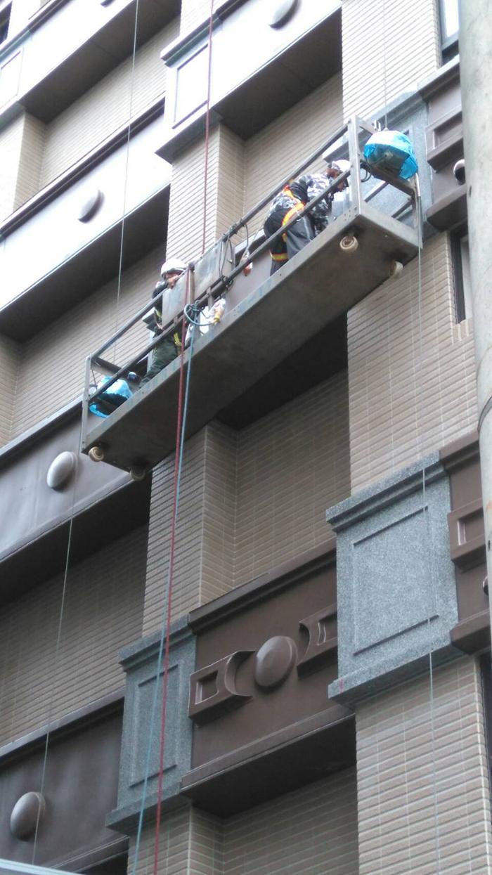 新北市外牆金屬鋁板安裝