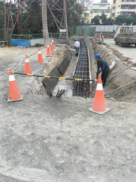 預壘樁施工