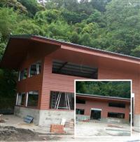 鐵皮屋工程、鐵皮屋翻修、鋼構鐵皮屋工程
