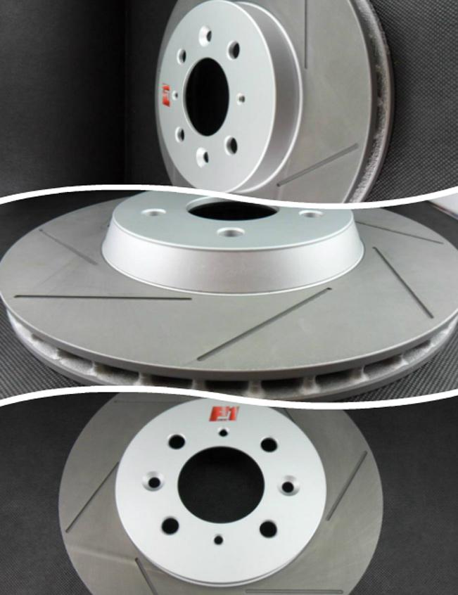 公司展示門市-刹車碟盤成品