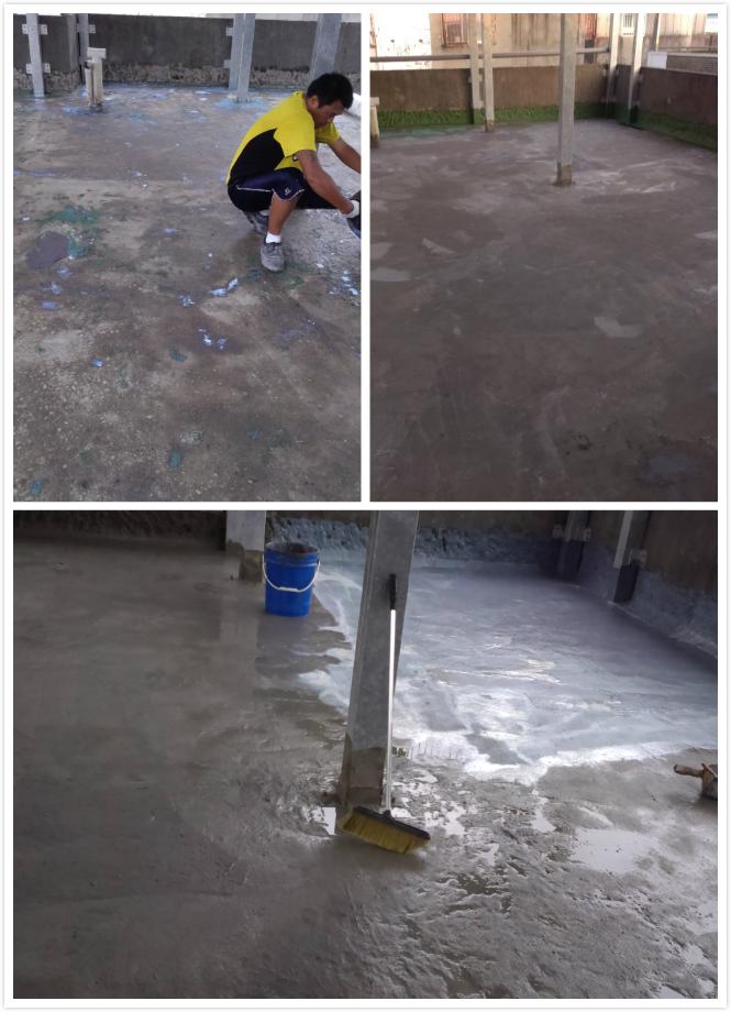 屋頂防水工程1