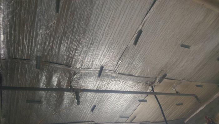 台北頂樓隔熱毯防熱工程