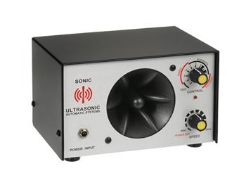 超音波驅鼠蟲器 (工廠用型:70坪) 商品型號:JWP-313