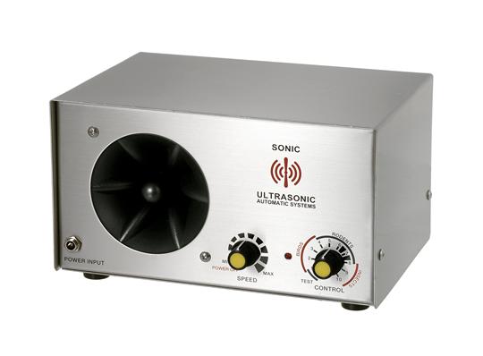 超音波驅鼠蟲器 (倉庫用型:150坪) 商品型號:JWP-316