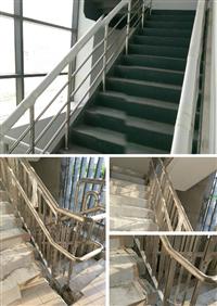 不銹鋼樓梯扶手、白鐵樓梯扶手