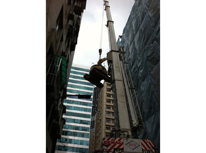 高樓房屋拆除工程
