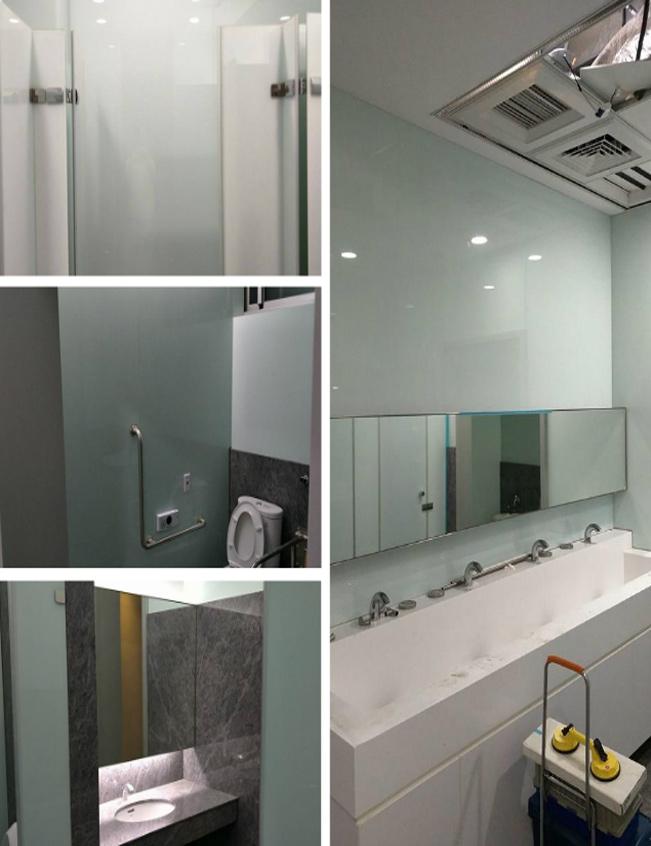 衛浴玻璃、明鏡