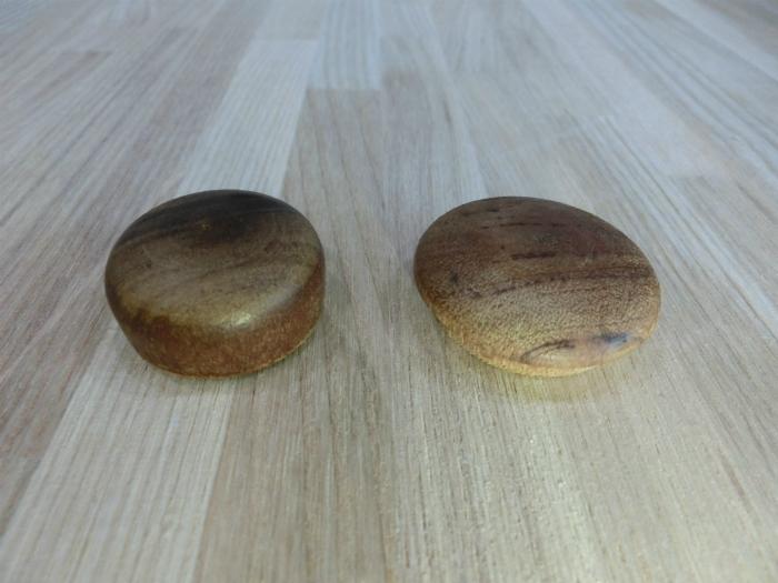 樓梯扶手實木香菇蓋