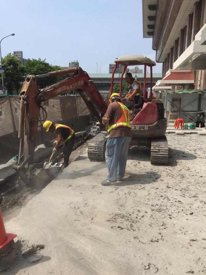 地坪拆除工程