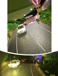 公共建築模型、都市規劃交通模型