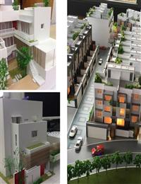 傑伶有限公司 - 別墅住宅模型、住宅模