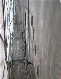 外牆防水-砂漿塗抹底層