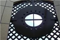 中正國寶 造型鋁格柵