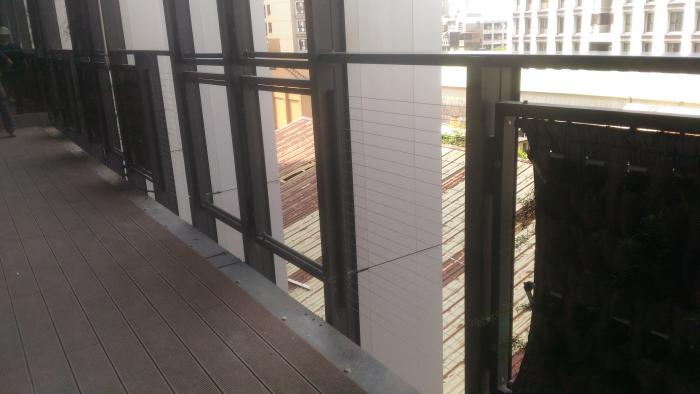 隱形鐵窗-公設