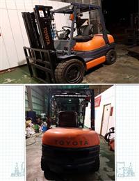 日本外匯TOYOTA 6 型3.0噸二節標準式/手排