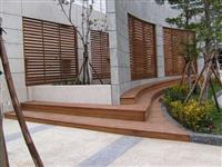 環保塑木地板