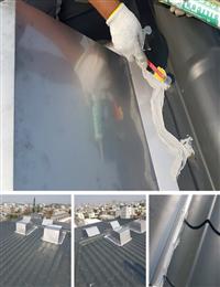 屋頂通風散熱器、鐵皮屋降溫處理