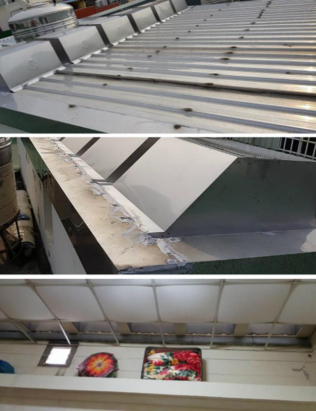 讚陞自然通風散熱器、不鏽鋼鐵皮屋散熱器