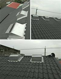 不銹鐵皮屋悶熱處理、屋頂通風散熱器