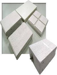ALC板、白磚