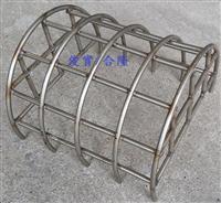 不锈鋼半圓柱型欄污柵