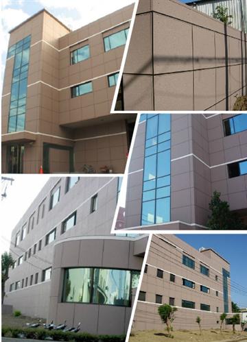 大鉅啟道-工業廠房外牆外觀塗料工程