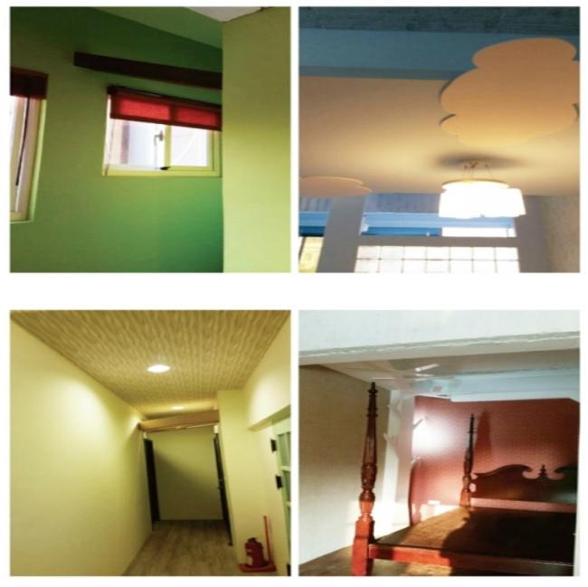 台南油漆粉刷、牆面防水漆工程、壁癌處理0922-515-937