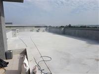 FRP防水材施作
