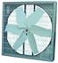 54吋四角網片型正壓式風扇-網孔25mm