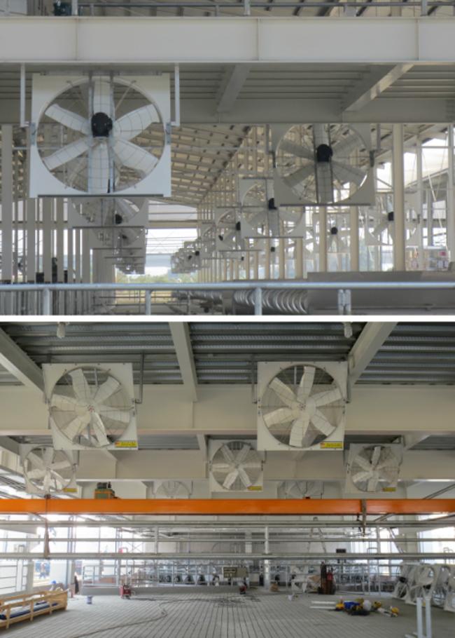 懸掛式抽風機、懸掛式通風機 04-7614042