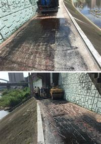 AC路面鋪設、瀝青混凝土路面施工