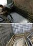 排水溝舖設工程、截水溝工程