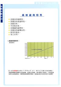 萬曆龍PE保溫材特性-1