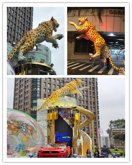 FRP廟宇藝術雕塑