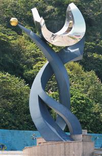 金屬藝術造型