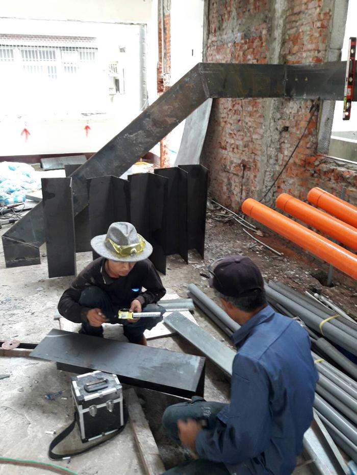 鋼筋網工程