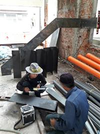 吉宬工程行 - 鋼筋網工程